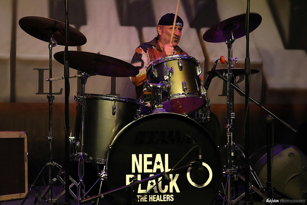 JazzClub - NEAL BLACK @ THE HEALERS